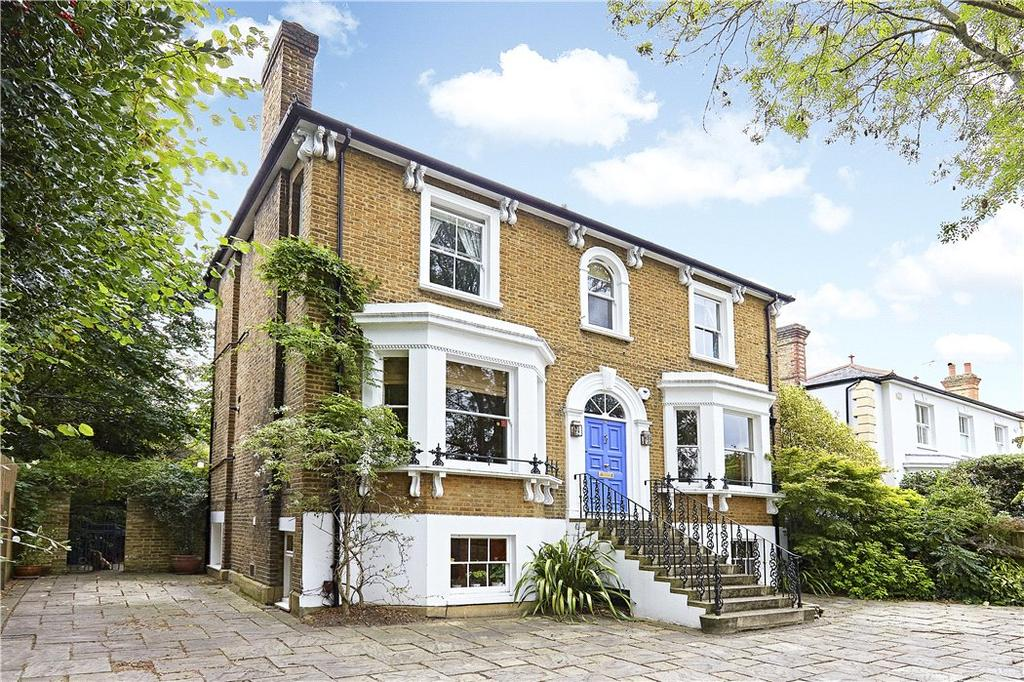 5 Bedrooms Detached House for sale in Queens Road, Kingston upon Thames, KT2