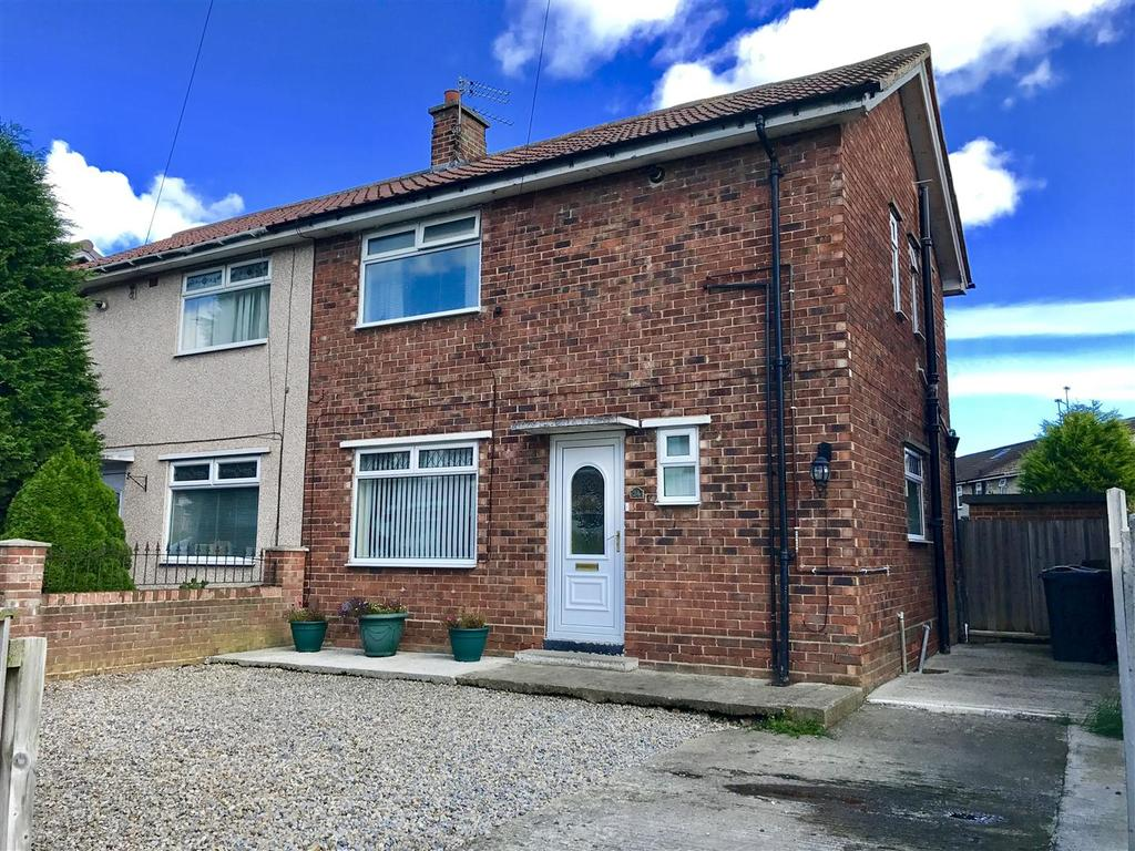 2 Bedrooms Semi Detached House for sale in Hercules Street, Darlington