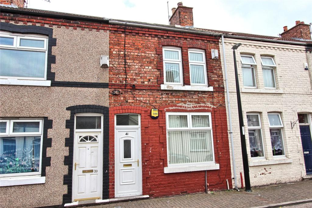 3 Bedrooms Terraced House for sale in Essex Street, Middlesbrough