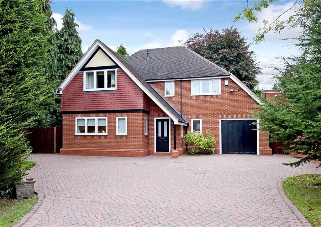 4 Bedrooms Detached House for sale in Waverley, 24, Saxonfields, Tettenhall, Wolverhampton, West Midlands, WV6