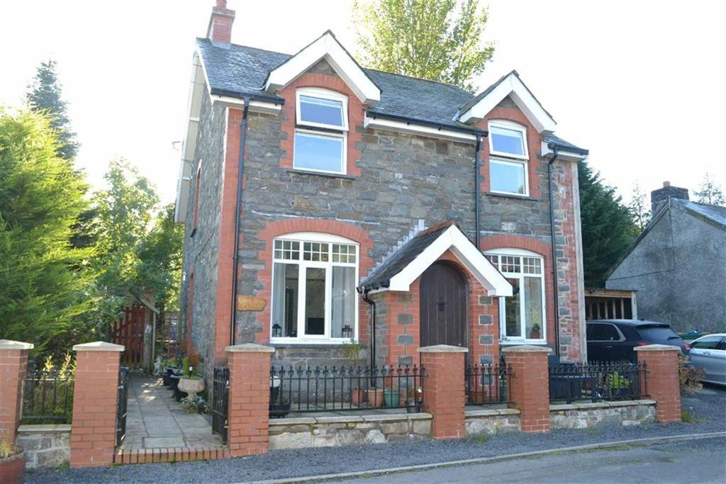 3 Bedrooms Detached House for sale in Ty Capel, Pennant, Llanbrynmair, Powys, SY19