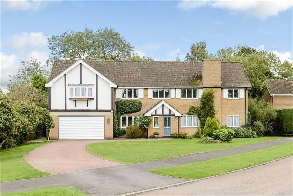 5 Bedrooms Detached House for sale in The Woodlands, Market Harborough