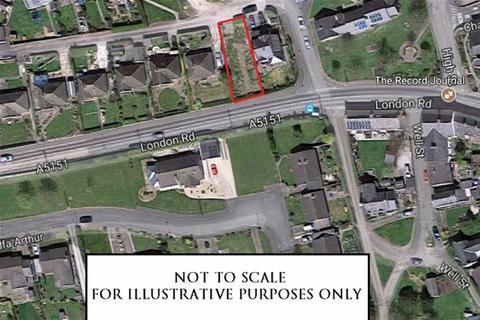 Land for sale - High Street, Trelawnyd, Flintshire, LL18