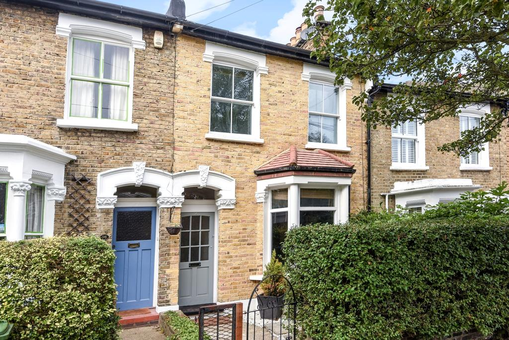 3 Bedrooms Terraced House for sale in Westcombe Hill London SE3