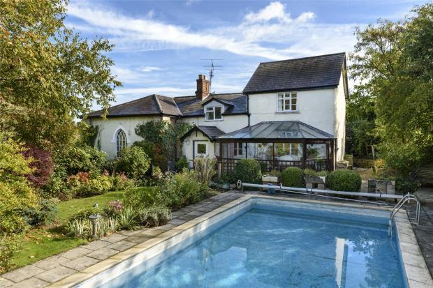 4 Bedrooms House for sale in The Old School House, Acton Burnell, Shrewsbury, Shropshire