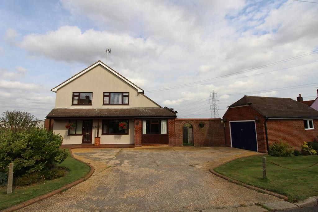 4 Bedrooms Detached House for sale in The Green, White Notley, Witham, Essex, CM8