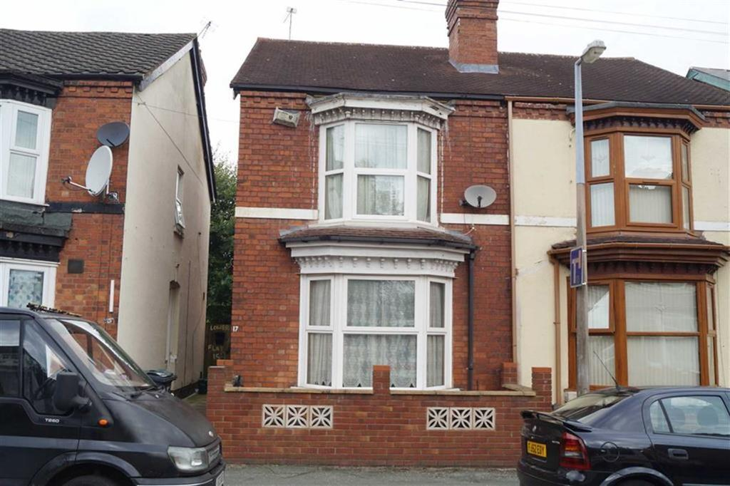 3 Bedrooms Semi Detached House for sale in Fawdry Street, Whitmore Reans, Wolverhampton