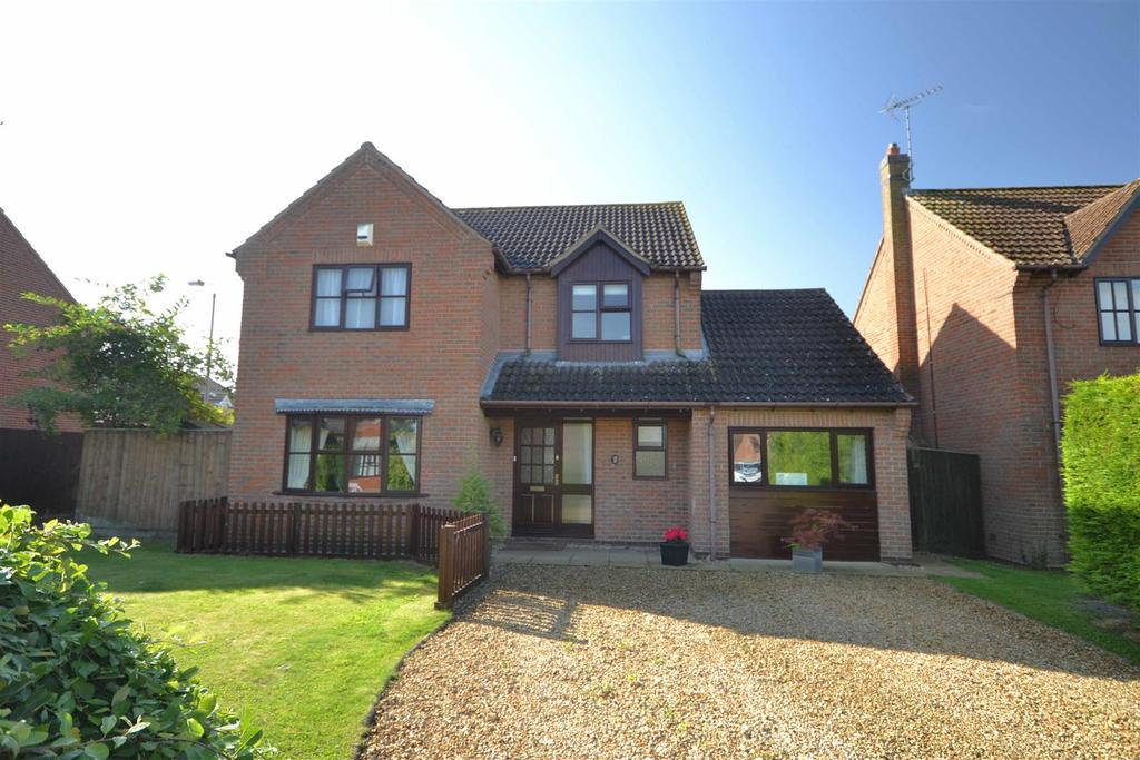 3 Bedrooms Detached House for sale in Tobias Grove, Stamford