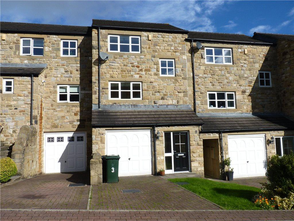 3 Bedrooms Town House for sale in Rushy Fall Meadow, Keighley, West Yorkshire