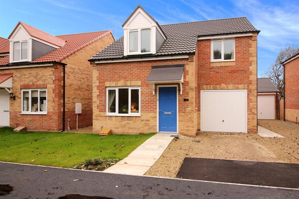 3 Bedrooms Detached House for sale in Malvins Road, Blyth