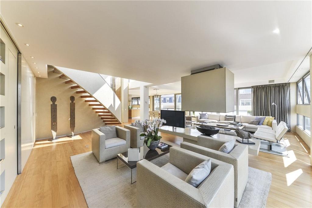 3 Bedrooms Penthouse Flat for sale in Bolebec House, 10 Lowndes Street, London, SW1X