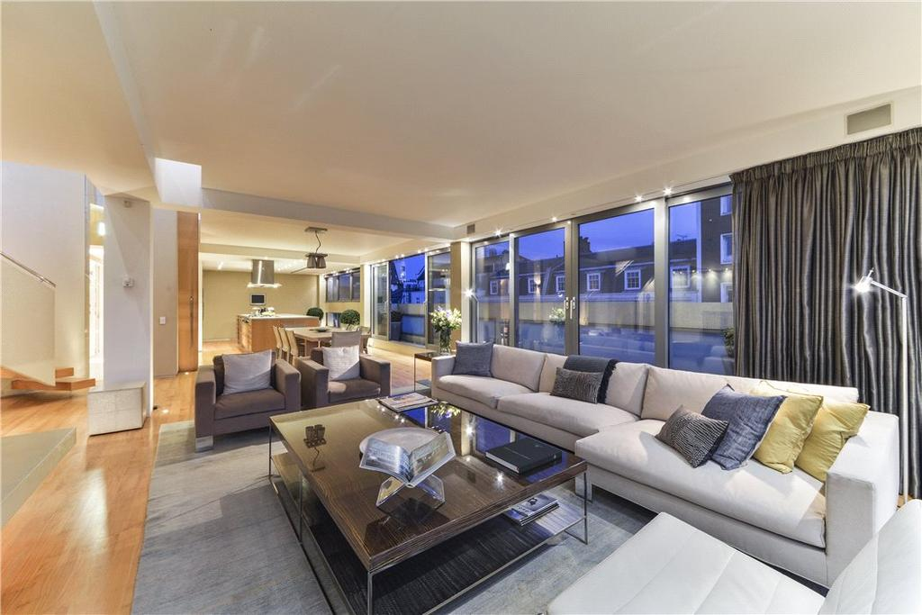 3 Bedrooms Penthouse Flat for sale in Bolebec House, 10 Lowndes Street, London, SW1X