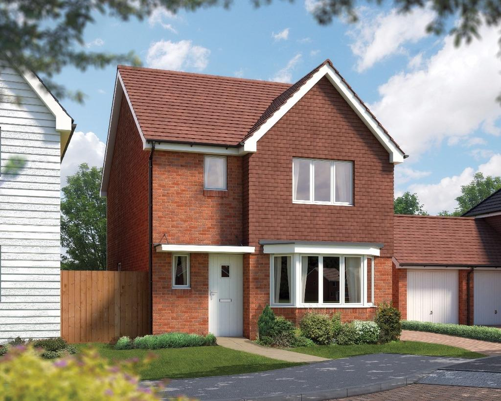 3 Bedrooms Detached House for sale in The Epsom, Chalkers Lane Huirstperpoint BN6