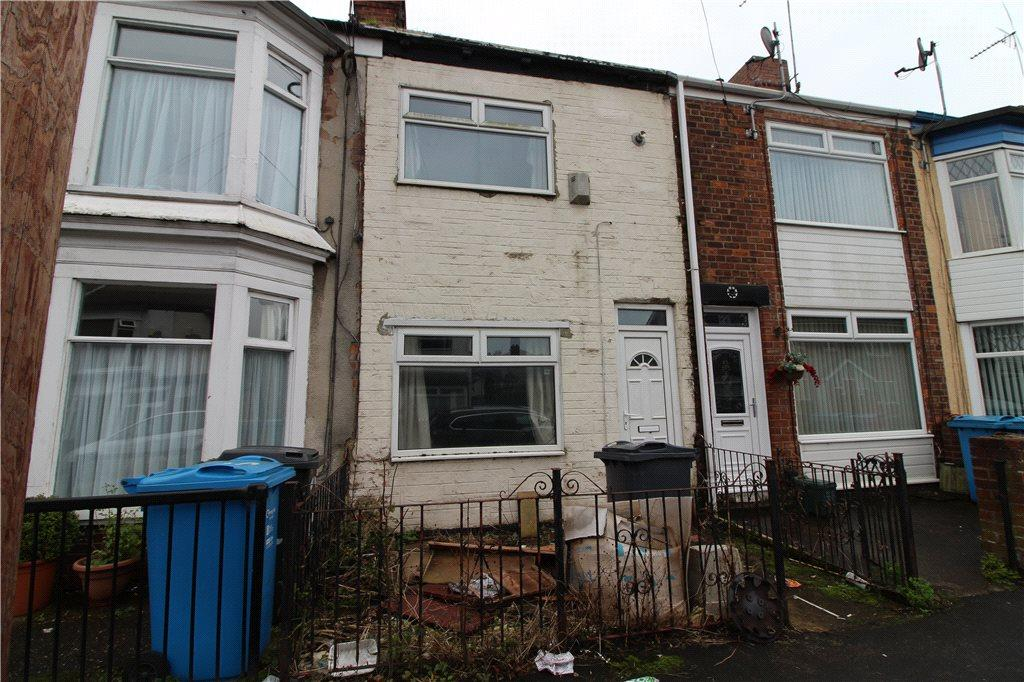 2 Bedrooms Terraced House for sale in Reynoldson Street, Hull