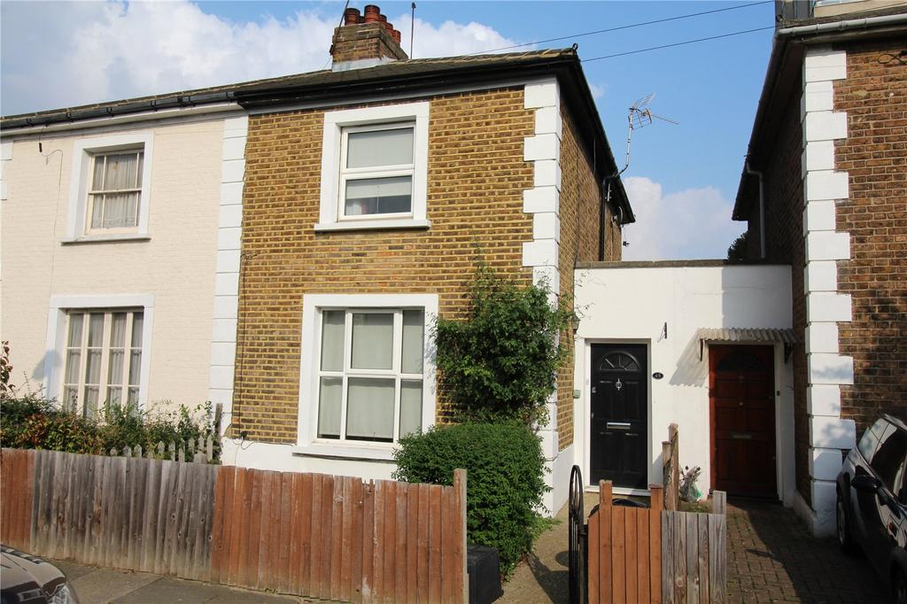 2 Bedrooms Semi Detached House for sale in Sheendale Road, Richmond