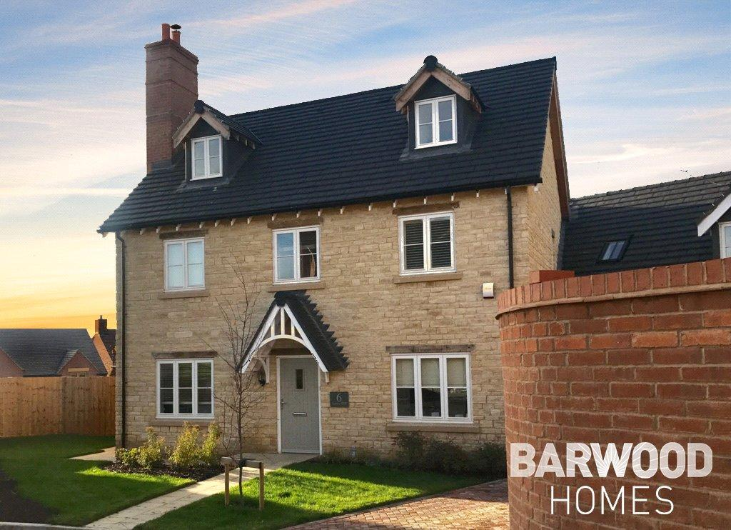 4 Bedrooms Detached House for sale in Highclere, Springhill, Stratford Road, Shipston-On-Stour, Warwickshire, CV36
