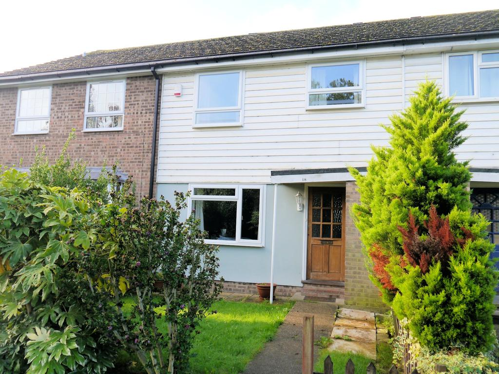 3 Bedrooms Terraced House for sale in Stephenson Drive, Windsor SL4