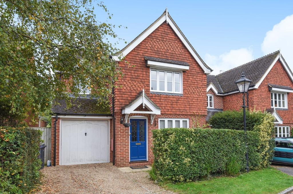 4 Bedrooms Detached House for sale in Coppice Place, Wormley, Godalming, GU8