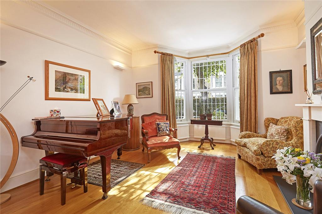6 Bedrooms Terraced House for sale in Beauclerc Road, Brackenbury, London, W6