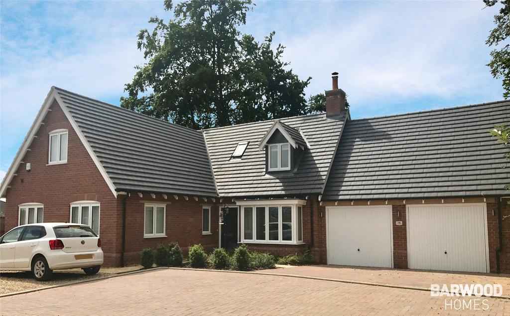 4 Bedrooms Detached House for sale in Shugborough , The Old Stour, Alderminster, Stratford-Upon-Avon, Warwickshire, CV37