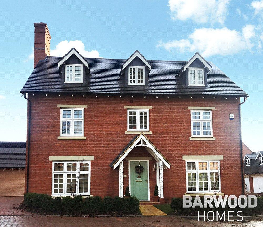 5 Bedrooms Detached House for sale in Sandringham, Springhill, Stratford Road, Shipston-On-Stour, Warwickshire, CV36