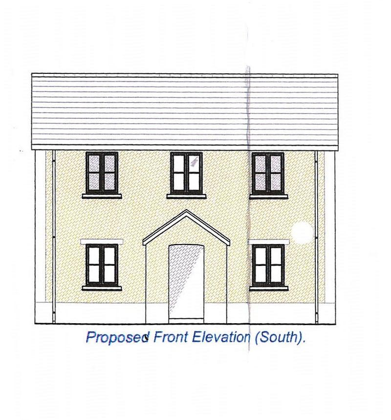 3 Bedrooms Detached House for sale in Opposite 265, Cwmamman Road, Glanamman, Ammanford, Carmarthenshire.