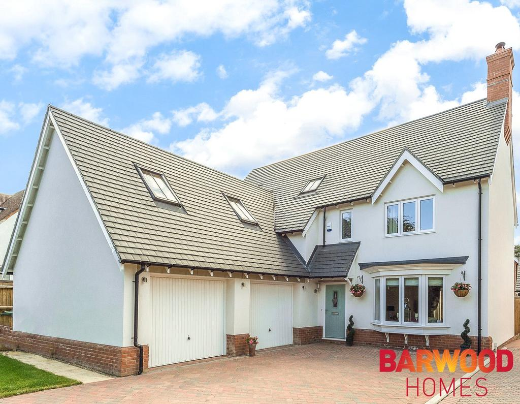4 Bedrooms Detached House for sale in Longleat , The Old Stour, Alderminster, Stratford-Upon-Avon, Warwickshire, CV37