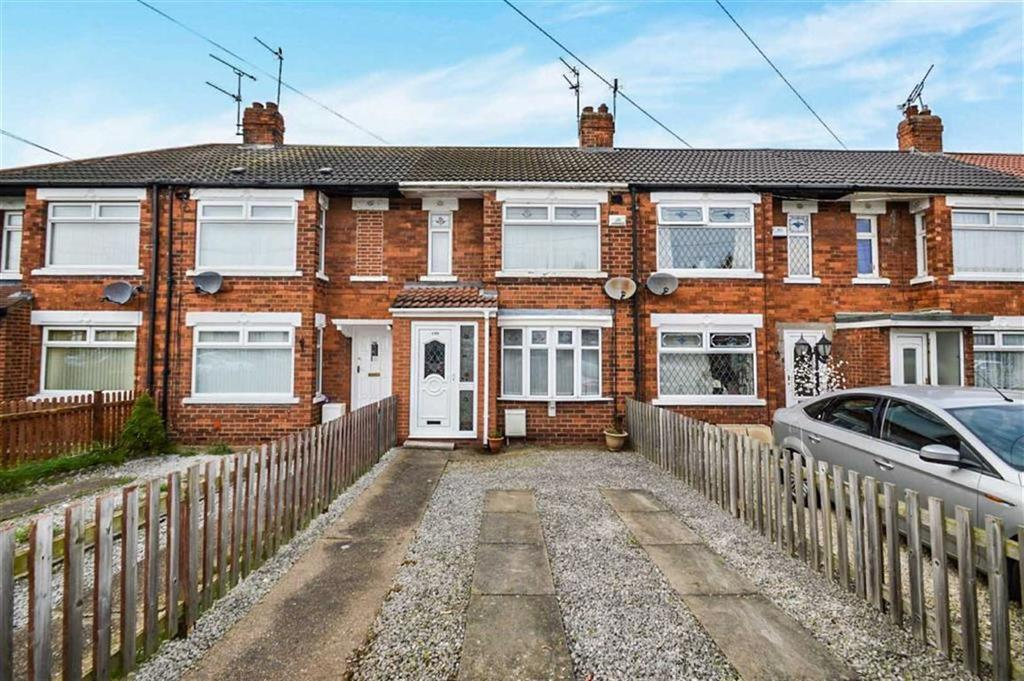 2 Bedrooms Terraced House for sale in Bristol Road, Hull