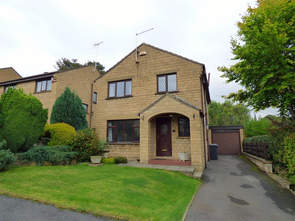 4 Bedrooms Detached House for sale in Sycamore Drive, Cleckheaton