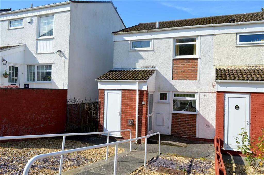 2 Bedrooms End Of Terrace House for sale in Clas Y Bedw, Waunarlwydd, Swansea
