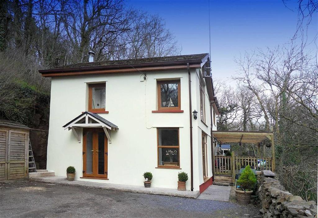 2 Bedrooms Detached House for sale in Parkmill, Swansea