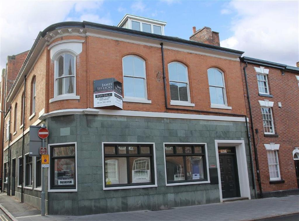 2 Bedrooms Apartment Flat for sale in Rupert Street, Leicester, Leicestershire