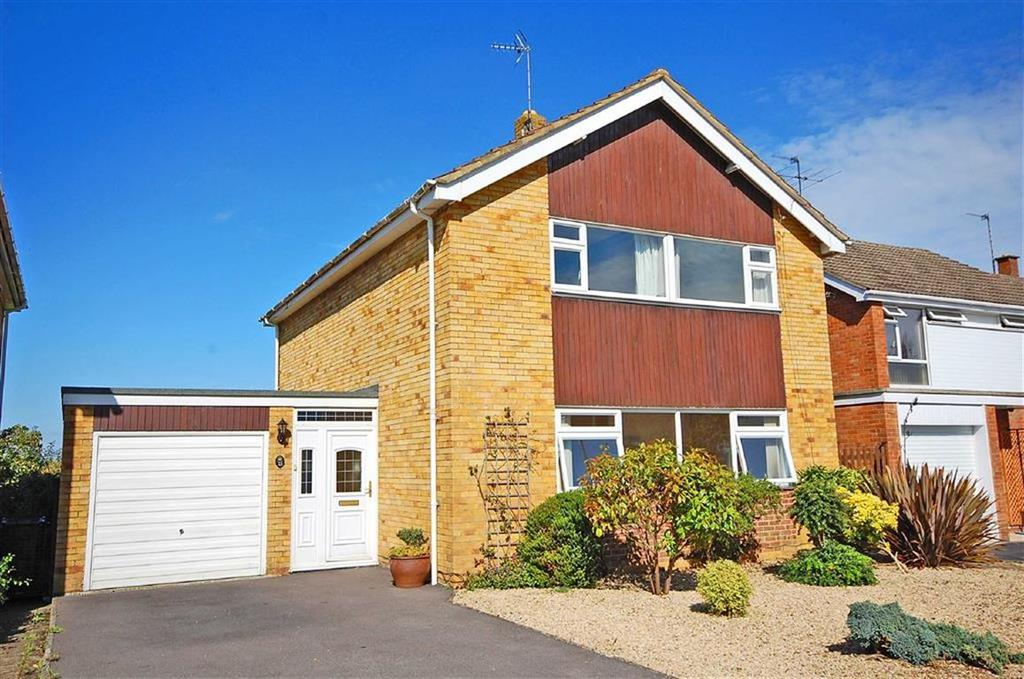 4 Bedrooms Detached House for sale in Littledown Road, Charlton Kings, Cheltenham, GL53