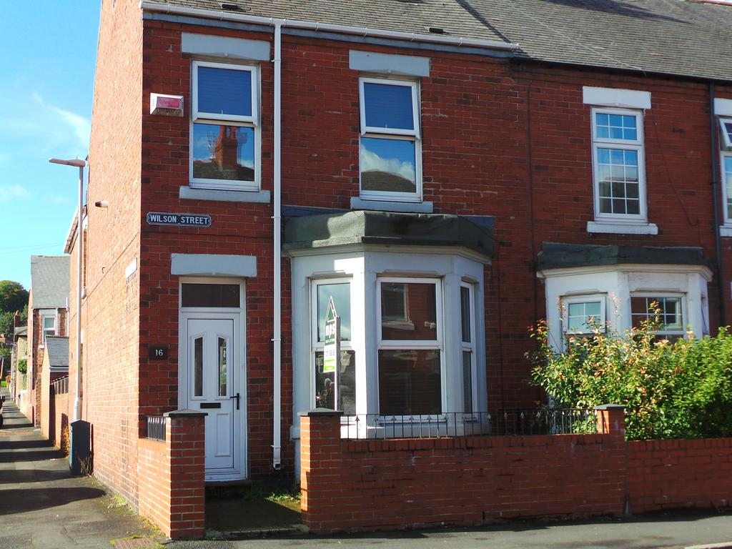 3 Bedrooms End Of Terrace House for sale in Wilson Street, Dunston, Gateshead NE11