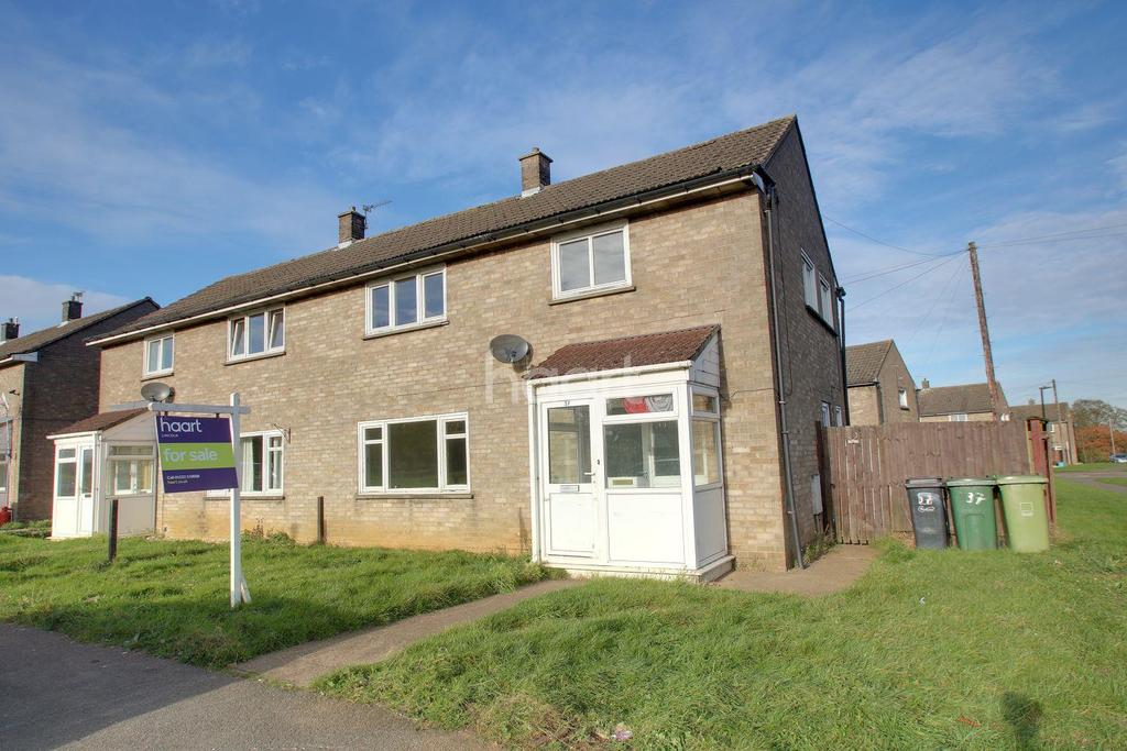 4 Bedrooms Semi Detached House for sale in Buchanan Road, Hemswell Cliff, Gainsborough
