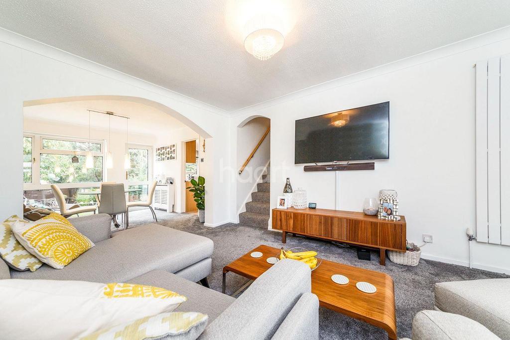3 Bedrooms Detached House for sale in Berkeley Close, off Hertford Road, Stevenage