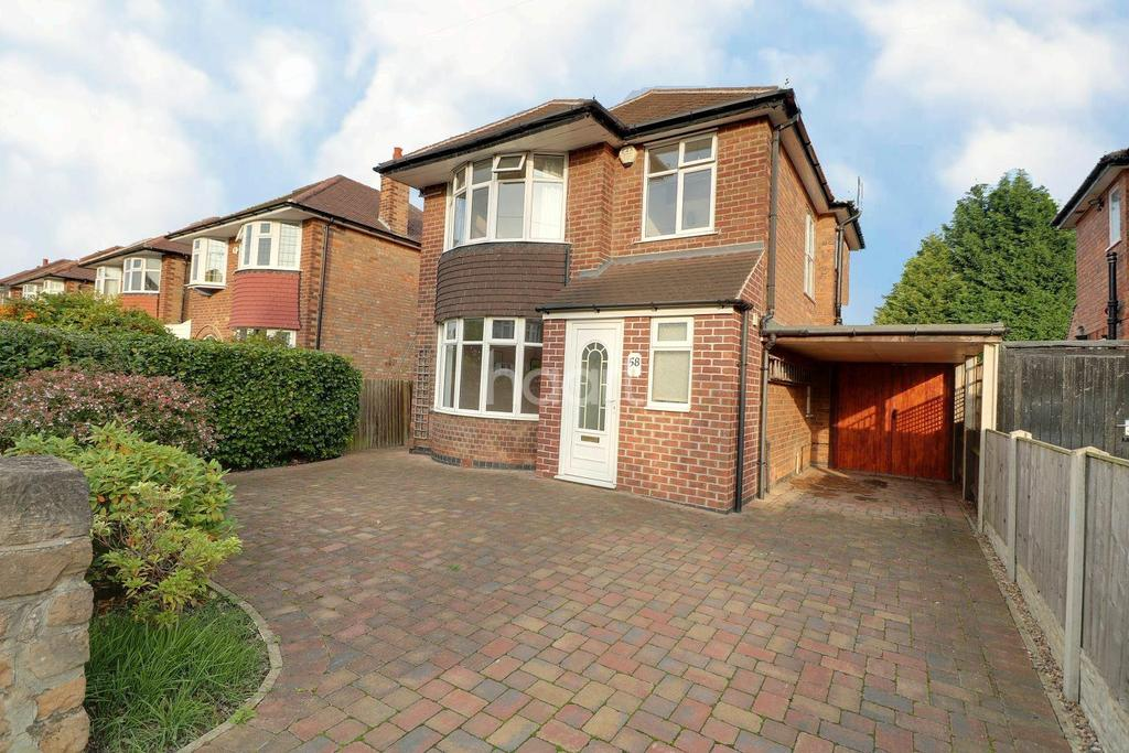 3 Bedrooms Detached House for sale in Hollinwell Avenue, Wollaton