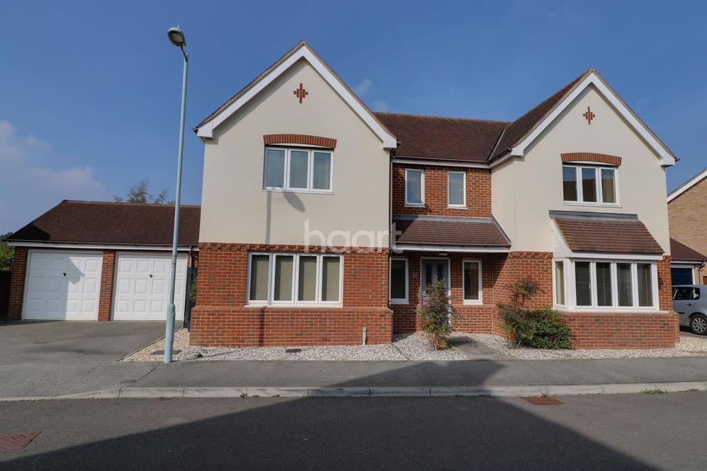 5 Bedrooms Detached House for sale in Mayhew Road, Woodbridge