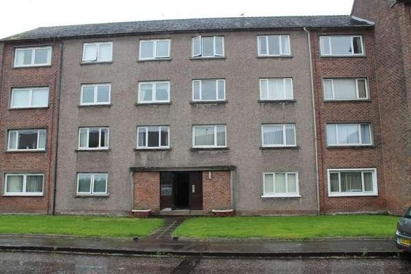 3 Bedrooms Flat for sale in 8C Millburn Road, Renfrew, PA4 8UN