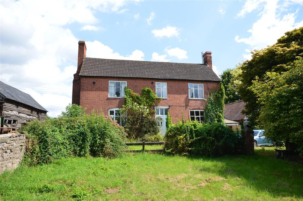 6 Bedrooms Detached House for sale in Wellington, Hereford