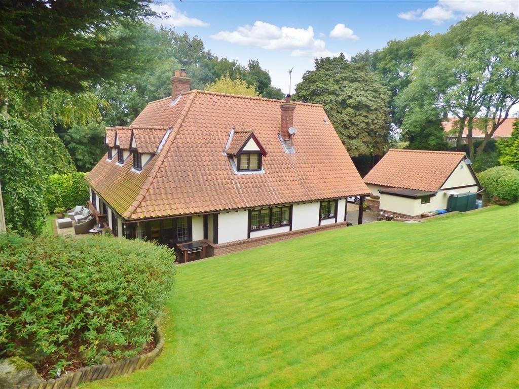4 Bedrooms Detached House for sale in Kilnwick Lane, Lockington