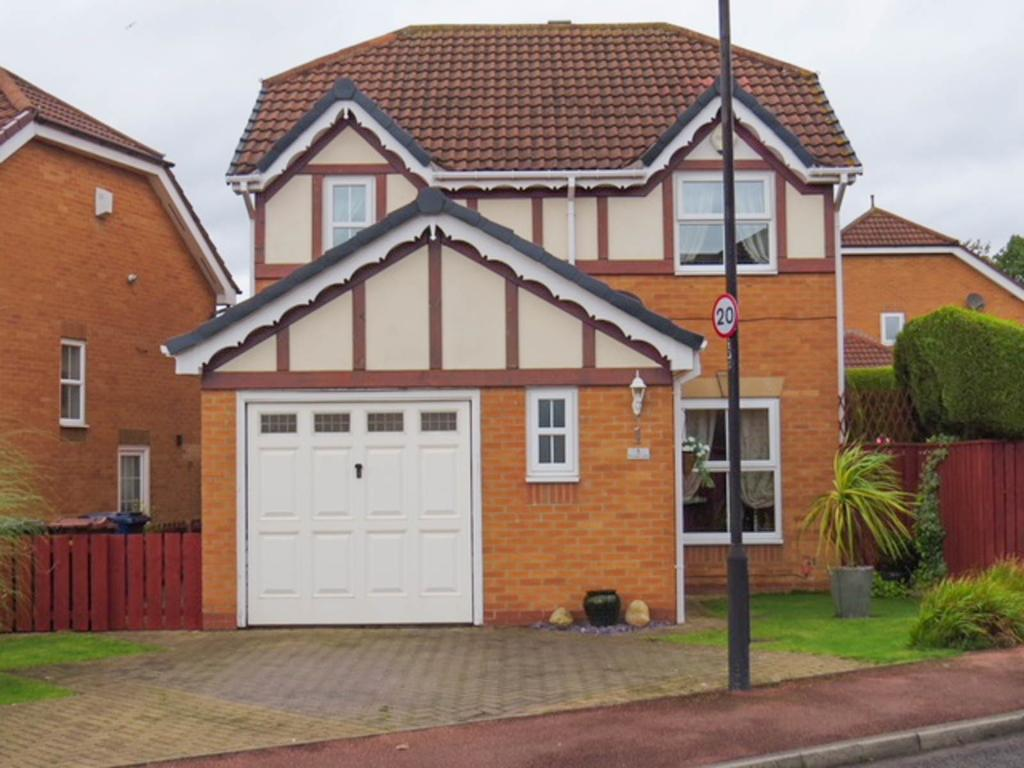 3 Bedrooms Detached House for sale in Thirlington Close, Windsor Gardens, Kenton