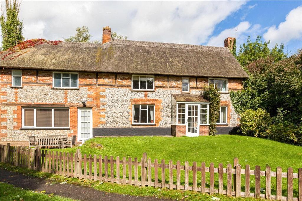 3 Bedrooms Detached House for sale in Sunton, Collingbourne Ducis, Marlborough, Wiltshire, SN8