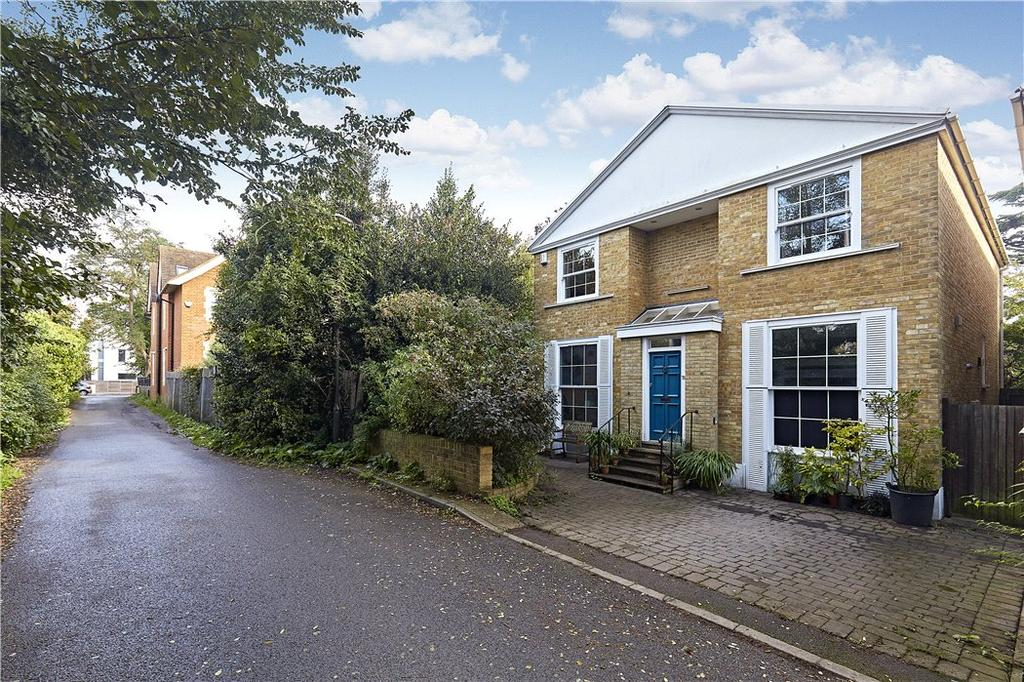 5 Bedrooms Detached House for sale in Copse Hill, London, SW20