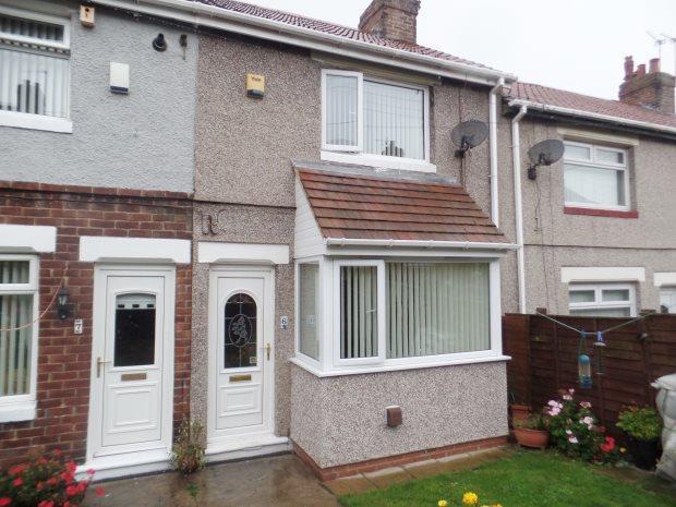 3 Bedrooms Terraced House for sale in BRAEMAR TERRACE, HORDEN, PETERLEE AREA VILLAGES