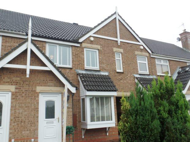 3 Bedrooms Terraced House for sale in O NEIL DRIVE, PETERLEE, COTSFORD HALL, PETERLEE AREA VILLAGES