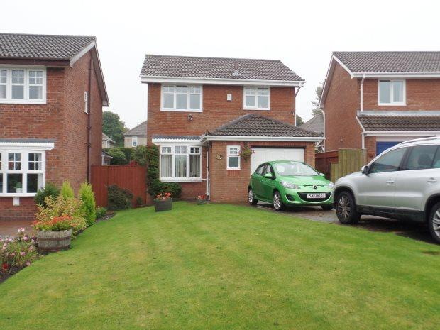 3 Bedrooms Detached House for sale in WHINGROVE CLOSE, WINGATE, PETERLEE AREA VILLAGES
