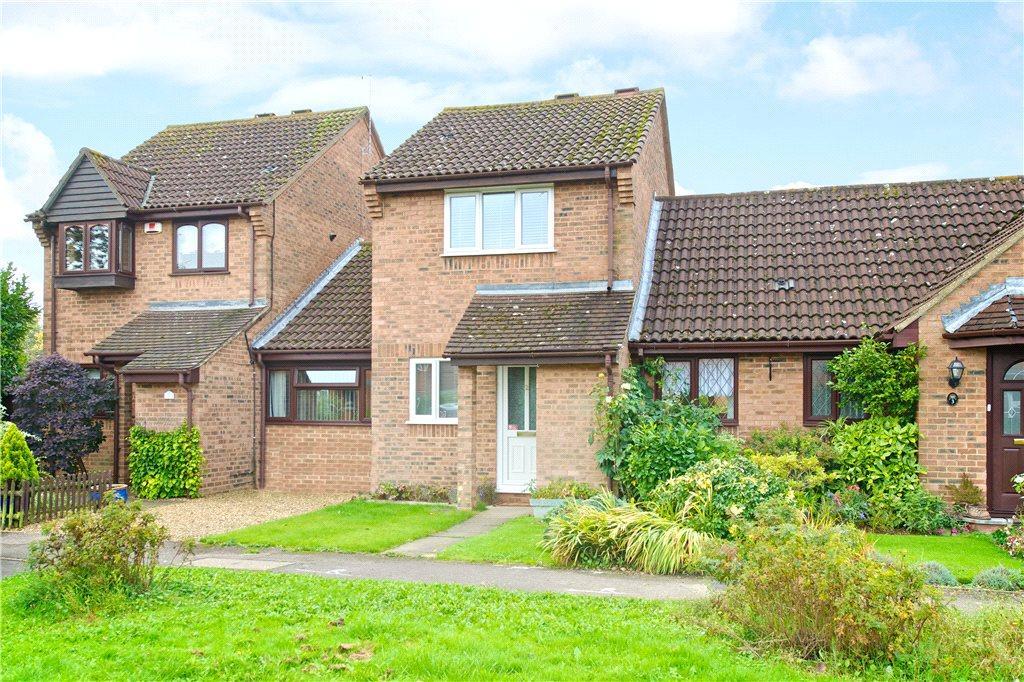 2 Bedrooms Terraced House for sale in Huntsman Grove, Blakelands, Milton Keynes, Buckinghamshire