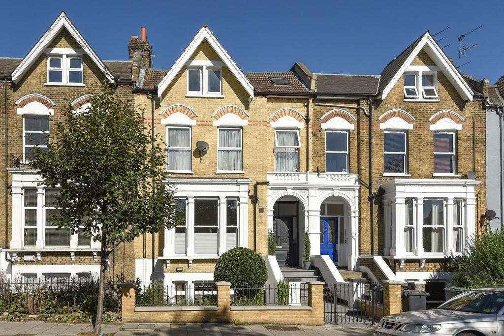 2 Bedrooms Flat for sale in Endymion Road, Stroud Green