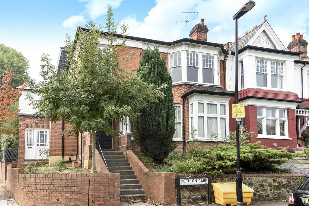 2 Bedrooms Flat for sale in Methuen Park, Muswell Hill